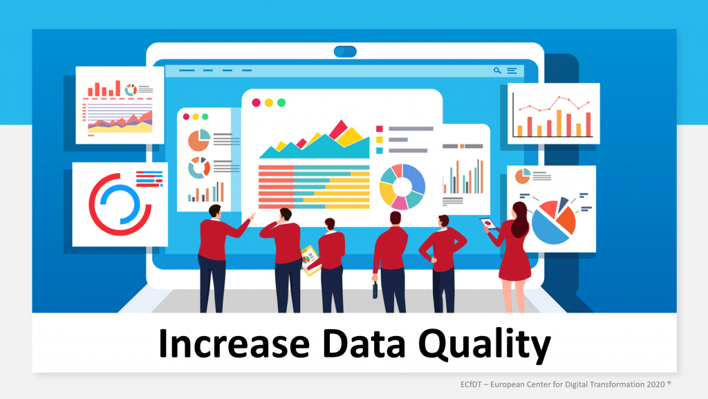Increase Data Quality